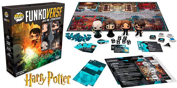 Chollo Juego de mesa Pop! Funkoverse Harry Potter