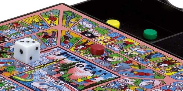 Set de Juegos de mesa Parchis y Oca Magnético de Cayro chollo en Amazon