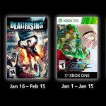 Juegos GRATIS con Gold de enero 2021 para Xbox