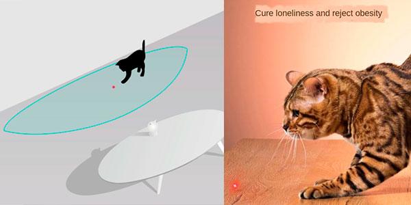 Juguete láser para gatos Xiaomi Mijia Petoneer barato