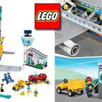 LEGO City Airport terminal de pasajeros oferta