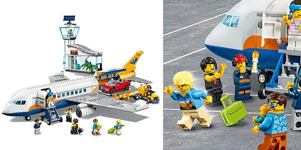 LEGO City Airport terminal de pasajeros set a precio de chollo