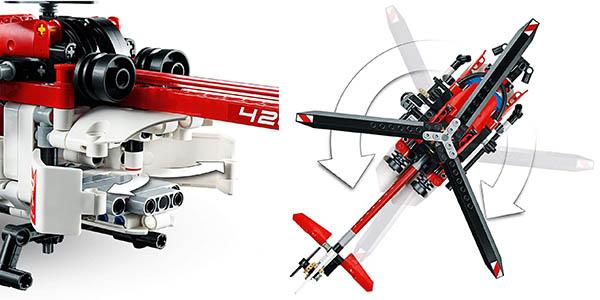 LEGO Technic helicóptero de rescate juego de construcción oferta
