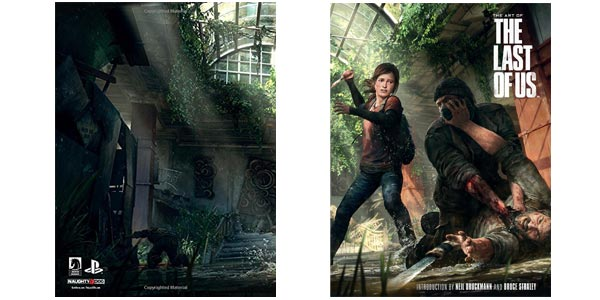 Libro ilustrado The Art Of The Last Of Us en inglés y tapa dura barato en Amazon