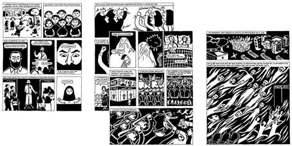 Novela Gráfica Persépolis oferta en Amazon