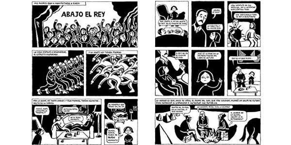 Novela Gráfica Persépolis chollo en Amazon