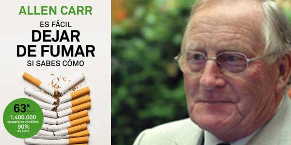Libro Es fácil dejar de fumar, si sabes cómo de Allen Carr Editorial Espasa chollo en Amazon