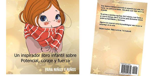 "libro infantil ""Porque eres especial"" oferta"