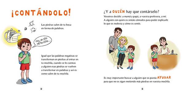 """libro infantil para potenciar la autoestima de niños """"De mayor quiero ser feliz oferta"""""""