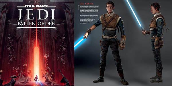 Libro The Art of Star Wars Jedi: Fallen Order