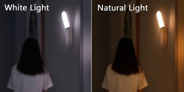 Lámpara LED Baseus con detector de movimiento oferta en AliExpress