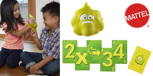 Mattel Games Pedorretas juego entretenido chollo