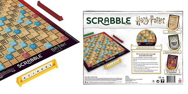 Mattel Games Scrabble Harry Potter oferta