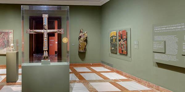 Museo de Bellas Artes de Bilbao tour online