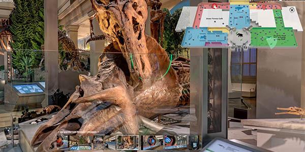 Museo Nacional de Historia Natural Smithsoniano tour virtual