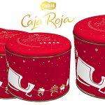 Nestlé Caja Roja bombones edición Navidad chollo
