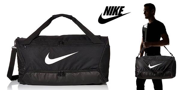 Secretario Suavemente Largo  Chollazo Bolsa Nike Brasilia M Duff 9.0 de 60 litros por sólo 20,95€ (-25%)