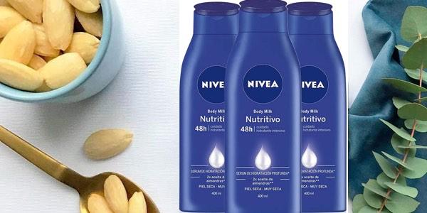 Nivea Body Milk Nutritivo barata