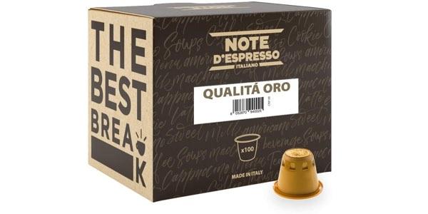 Café Note D'Espresso Qualità Oro