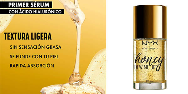 NYX Professional Makeup Honey Dew Me up sérum barato