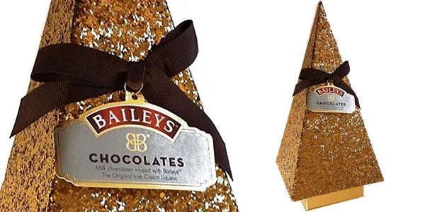 Pirámide de Chocolate Baileys árbol de navidad de 350g barata en Amazon