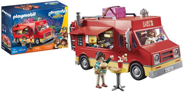 Playmobil The Movie Food Truck (70075) barato en Amazon