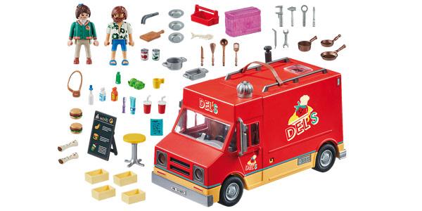 Playmobil The Movie Food Truck (70075) chollo en Amazon