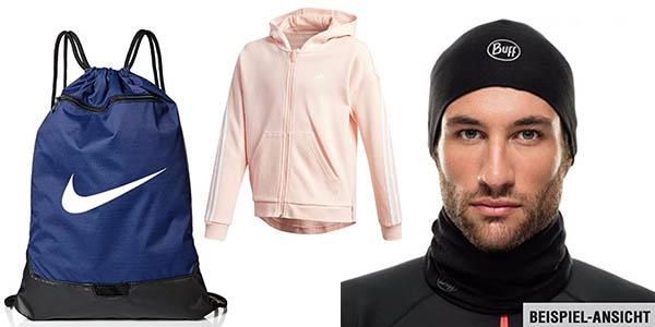 productos deportivos de marca con descuento en Amazon