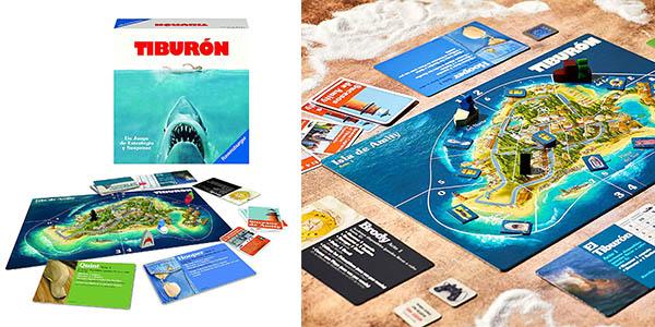 Ravensburger Tiburón juego chollo