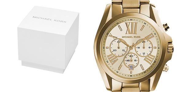 Reloj analógico Michael Kors MK5605 para mujer barato en Amazon
