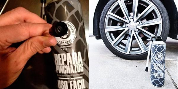 Repara pinchazos Motorrevive para coche y moto de 500 ml barato