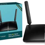 Router WiFi 4G+ TP-Link Archer MR600 AC1200 Dual band