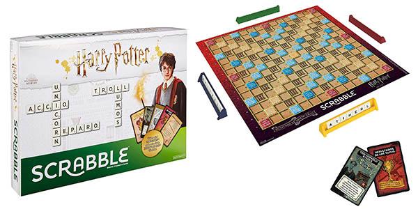 Scrabble Harry Potter Mattel oferta