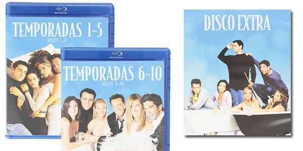serie completa Friends Blu-ray oferta