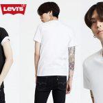 Set x2 Camisetas de manga corta Levi's 2pk Crewneck Graphic para hombre baratas en Amazon