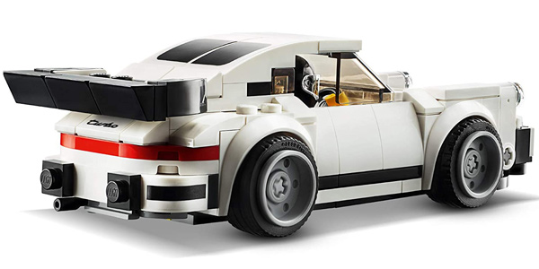 Set LEGO Porsche 911 Speed Champions 1974 oferta en Amazon