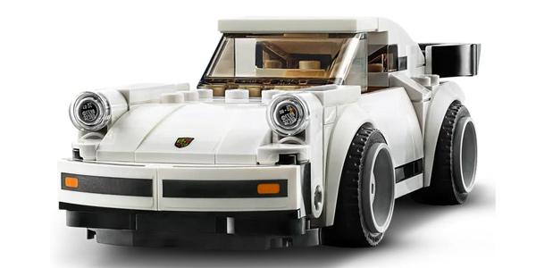 Set LEGO Porsche 911 Speed Champions 1974 chollo en Amazon