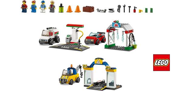 Set de Construcción LEGO City Town Centro Automovilístico (60232) chollo en Amazon