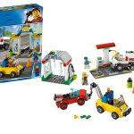 Set de Construcción LEGO City Town Centro Automovilístico (60232) barato en Amazon