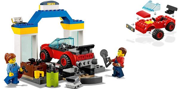 Set de Construcción LEGO City Town Centro Automovilístico (60232) chollazo en Amazon