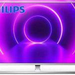 "Smart TV Philips 50PUS8555 UHD 4K de 50"" con Ambilight 3"