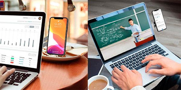 Soporte de pantalla plegable para smartphone barato