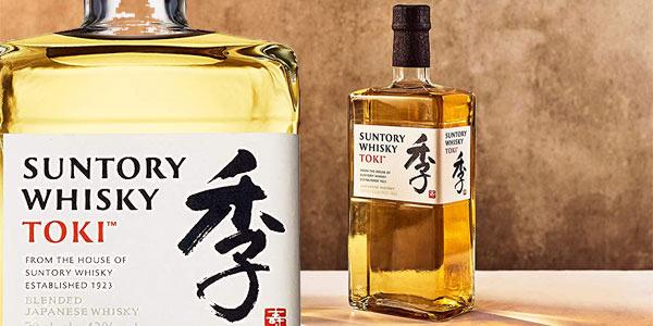 Toki Suntory Whisky Japonés de 700 ml barato en Amazon