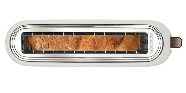 Tostadora Taurus My Toast de ranura extra larga y ancha de 1.000W oferta en Amazon