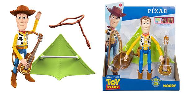 Toy Story Woody 25 aniversario muñeco oferta
