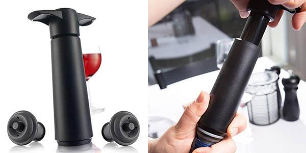 Vacu Vin 09814606 bomba de vacío vino barata