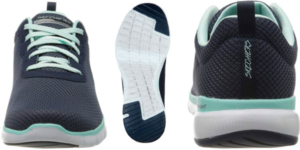 Zapatillas Skechers Flex Appeal 3.0 - First Insight para mujer baratas