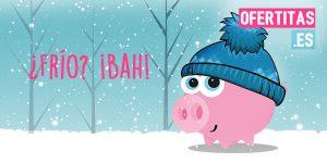 Marriano en la nieve