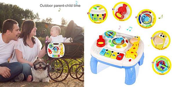 Actrinic mesa musical bebés relación calidad-precio alta
