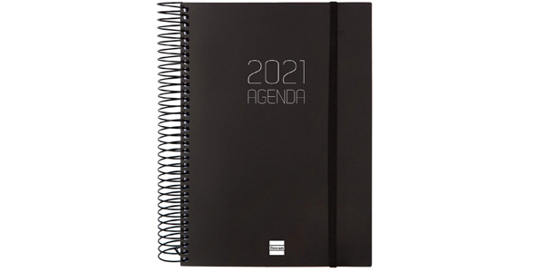 Agenda 2021 Finocam A5 barata en Amazon